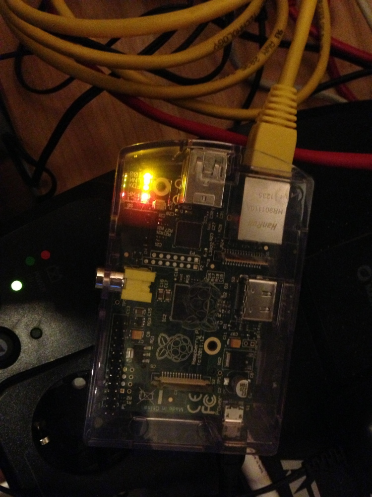 Building an economical OpenVPN server using the Raspberry Pi (2/3)