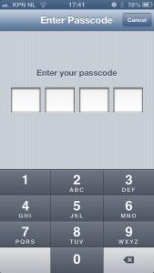 Enter device code