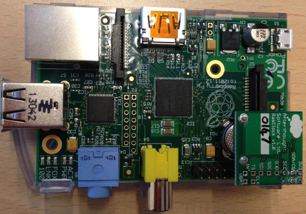 Adding a hardware clock (RTC) to the Raspberry Pi (4/5)
